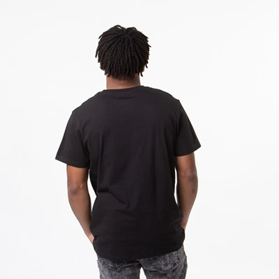 Alternate view of Mens Timberland Core Established Logo Tee - Black / Wheat