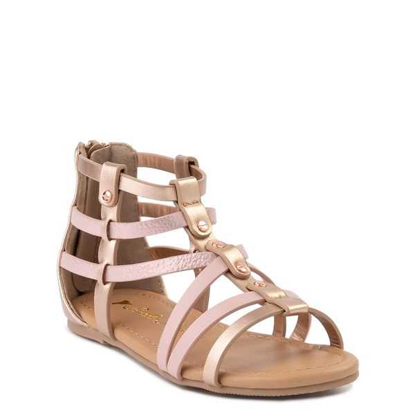 alternate view Sarah-Jayne Pebbles Gladiator Sandal - Toddler / Little Kid - PennyALT5