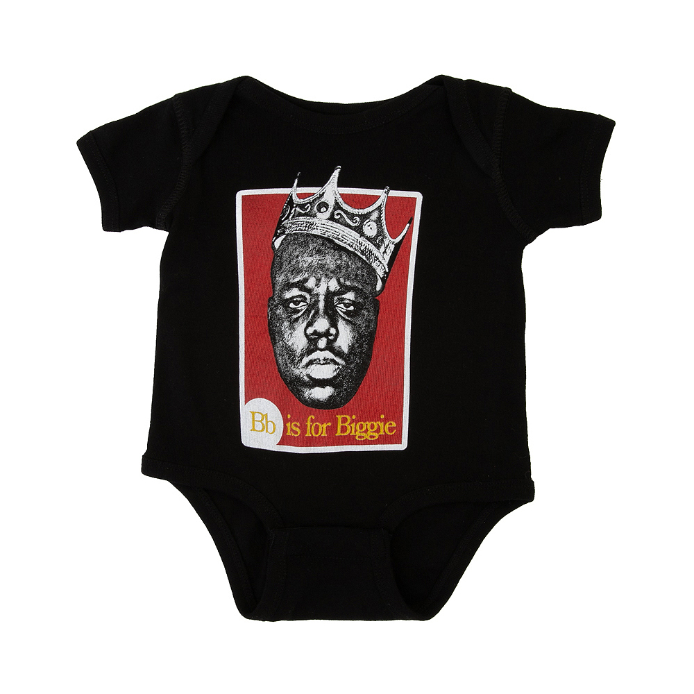 Bb Is For Biggie Snap Tee - Baby
