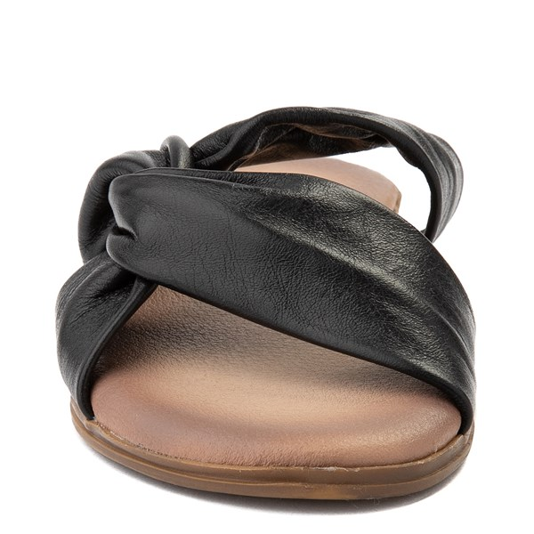 alternate view Womens Artisan by Zigi Enida Slide Sandal - BlackALT4