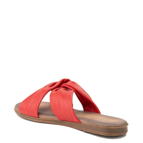 alternate view Womens Artisan by Zigi Enida Slide Sandal - CoralALT2