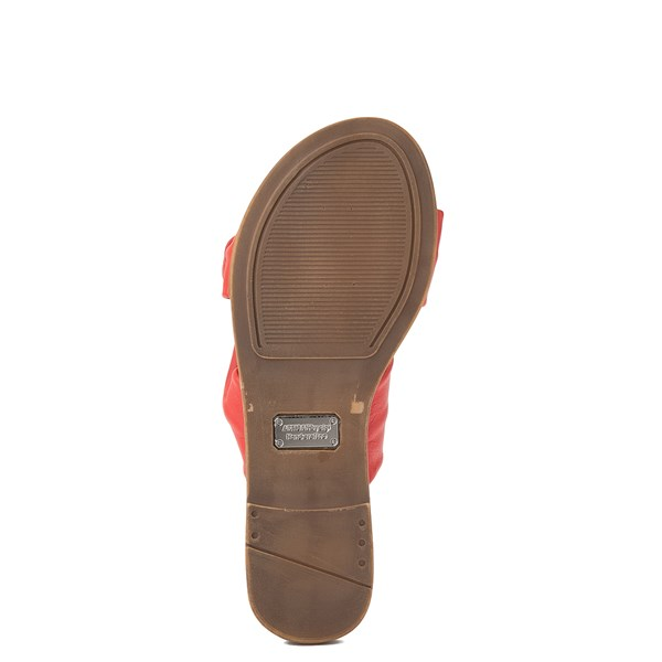 alternate view Womens Artisan by Zigi Enida Slide Sandal - CoralALT5