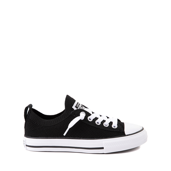 Converse Chuck Taylor All Star Shoreline Knit Sneaker - Little Kid / Big Kid - Black