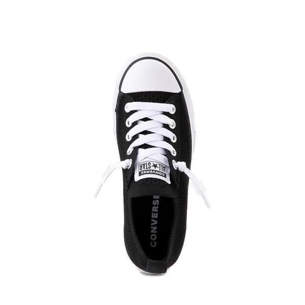 alternate view Converse Chuck Taylor All Star Shoreline Knit Sneaker - Little Kid / Big Kid - BlackALT2