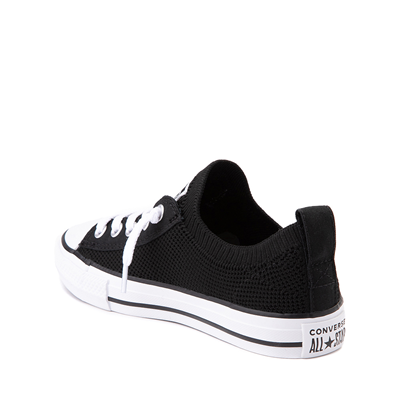 Alternate view of Converse Chuck Taylor All Star Shoreline Knit Sneaker - Little Kid / Big Kid - Black