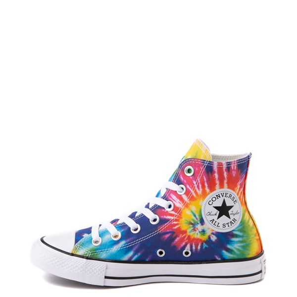 alternate view Converse Chuck Taylor All Star Hi Sneaker - Tie DyeALT1