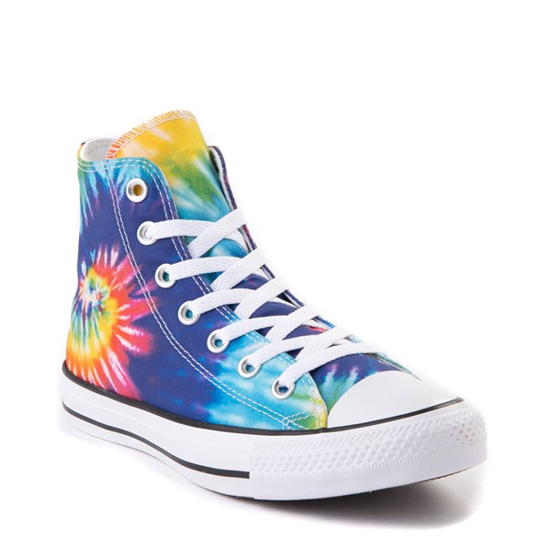 alternate view Converse Chuck Taylor All Star Hi Sneaker - Tie DyeALT1C