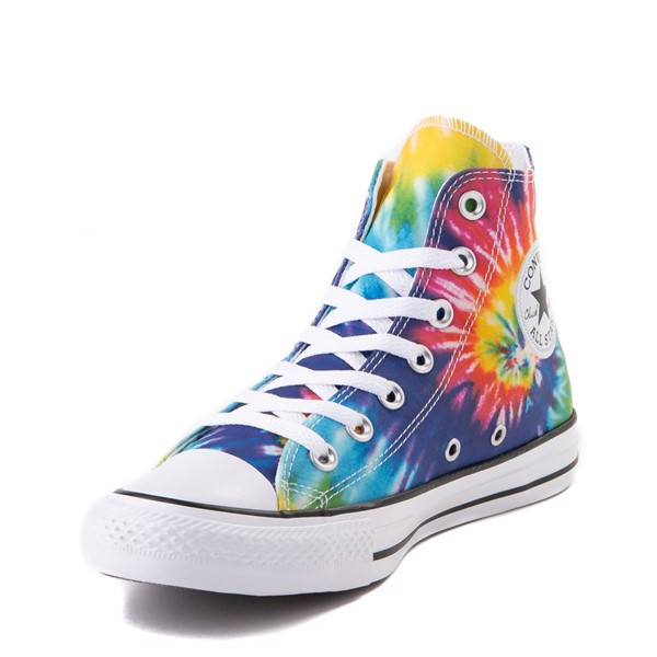 alternate view Converse Chuck Taylor All Star Hi Sneaker - Tie DyeALT2