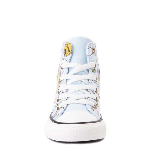 alternate view Converse Chuck Taylor All Star Hi Camp Converse Sneaker - Little Kid / Big Kid - Agate BlueALT4
