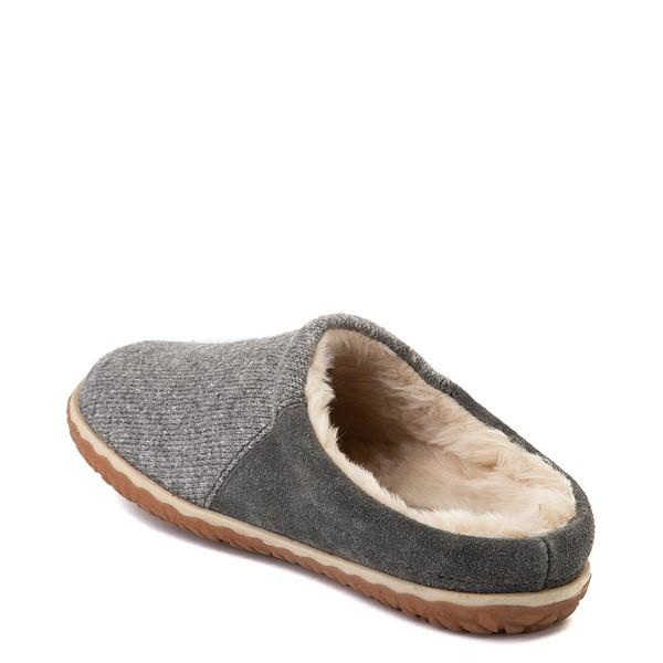 alternate view Womens Minnetonka Tahoe Mule - GrayALT1