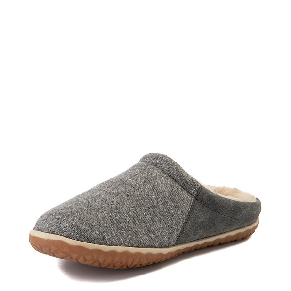 alternate view Womens Minnetonka Tahoe Mule - GrayALT2