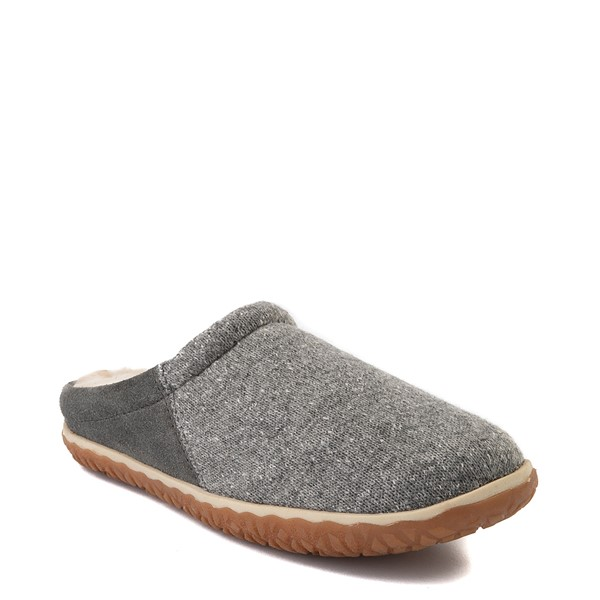 alternate view Womens Minnetonka Tahoe Mule - GrayALT5