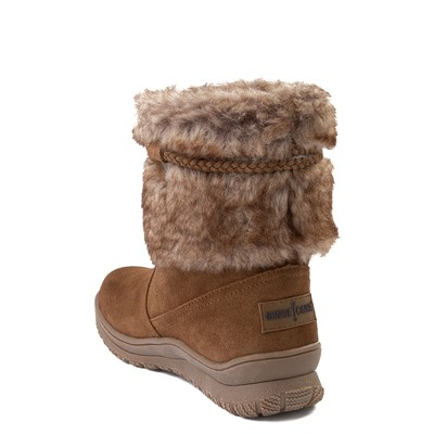 Alternate view of Womens Minnetonka Everett Boot