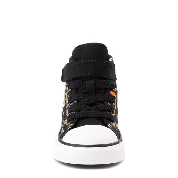 alternate view Converse Chuck Taylor All Star 1V Hi Camp Converse Sneaker - Baby / Toddler - BlackALT4