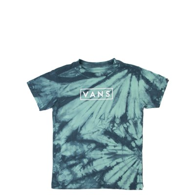 Main view of Vans Tie Dye Tee - Toddler - Green