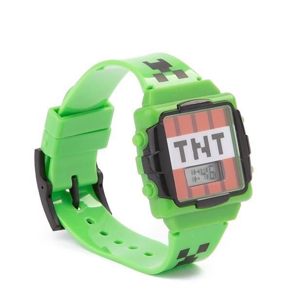 alternate view Minecraft TNT Watch - GreenALT2