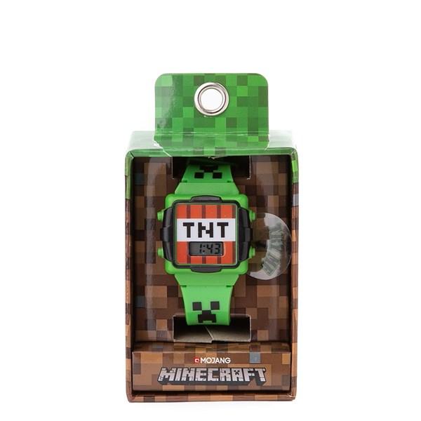 alternate view Minecraft TNT Watch - GreenALT4