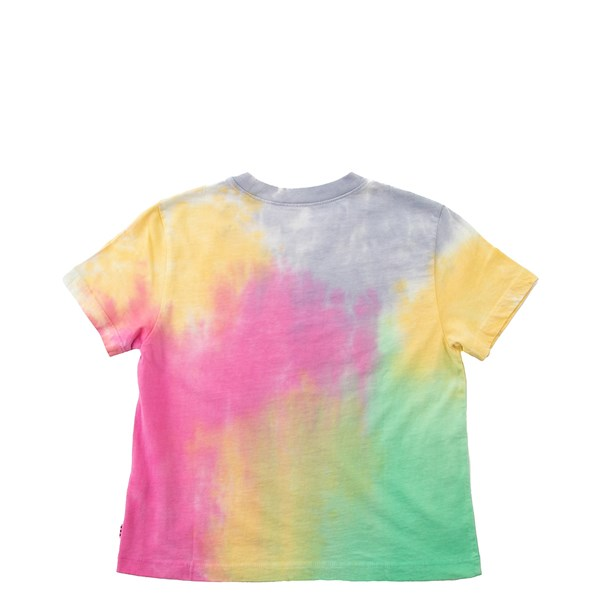 alternate view Vans Box Logo Ombre Wash Tee - Little Kid / Big Kid - MultiALT1