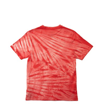 Alternate view of Vans Tie Dye Tee - Little Kid / Big Kid - Red