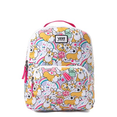 Main view of Vans Off the Wall Uni-Corgi Mini Backpack - Multi