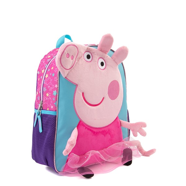 alternate view Peppa Pig Plush Mini Backpack - PinkALT4B