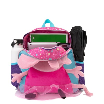 Alternate view of Peppa Pig Plush Mini Backpack - Pink