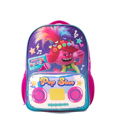 Main view of Trolls 2 Poppy Backpack - Pink