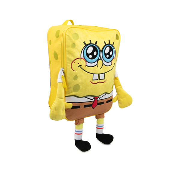 alternate view Spongebob Squarepants™ 3D Backpack - YellowALT4B