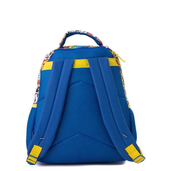 alternate view Ryan's World Cape Backpack - Blue / MultiALT3