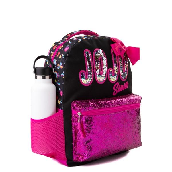 alternate view JoJo Siwa™ Sequin Bow Backpack - PinkALT1