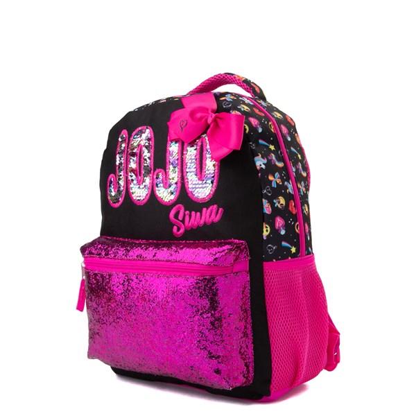 alternate view JoJo Siwa™ Sequin Bow Backpack - PinkALT3
