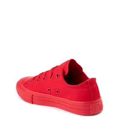 Alternate view of Converse Chuck Taylor All Star Lo Sneaker - Little Kid - Cherry Monochrome