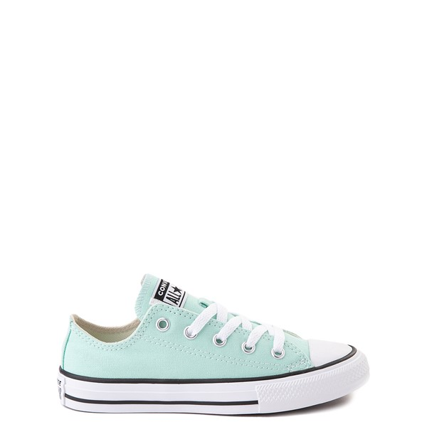 Converse Chuck Taylor All Star Lo Sneaker - Little Kid - Ocean Mint