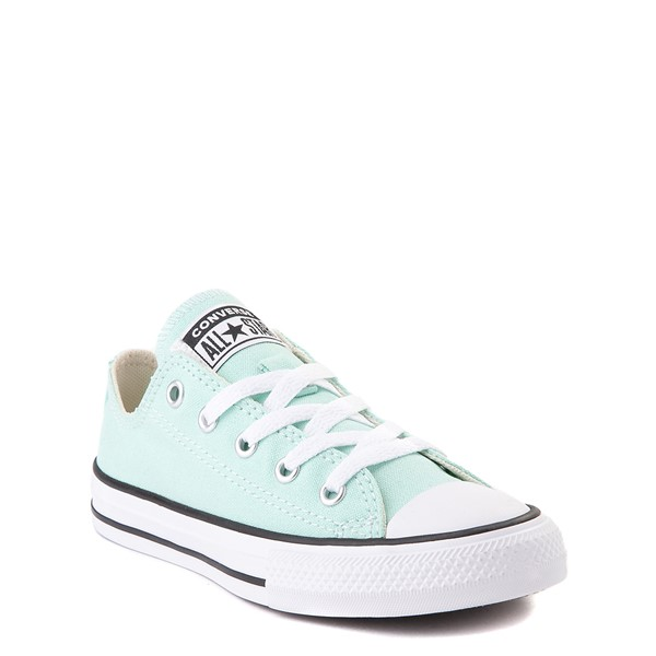 alternate view Converse Chuck Taylor All Star Lo Sneaker - Little Kid - Ocean MintALT5