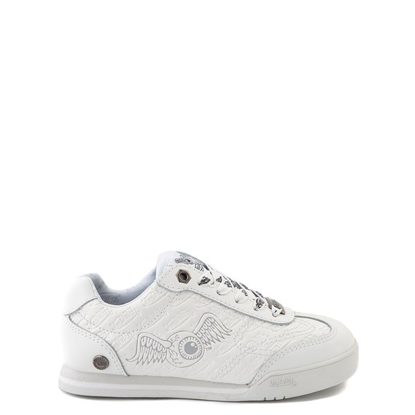 Main view of Von Dutch Kens Athletic Shoe - Little Kid - White / Gray