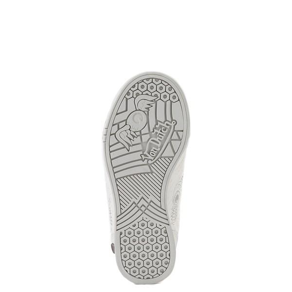 alternate view Von Dutch Kens Athletic Shoe - Little Kid - White / GrayALT5