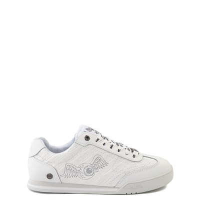 Main view of Von Dutch Kens Athletic Shoe - Big Kid - White / Gray
