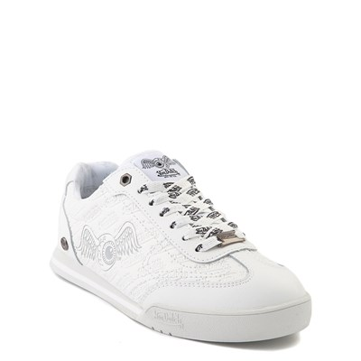 Alternate view of Von Dutch Kens Athletic Shoe - Big Kid - White / Gray