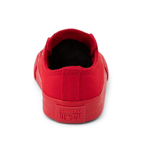 alternate view Converse Chuck Taylor All Star Lo Sneaker - Baby / Toddler - Cherry MonochromeALT4