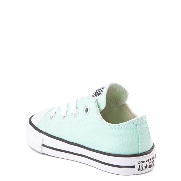 alternate view Converse Chuck Taylor All Star Lo Sneaker - Baby / Toddler - Ocean MintALT1