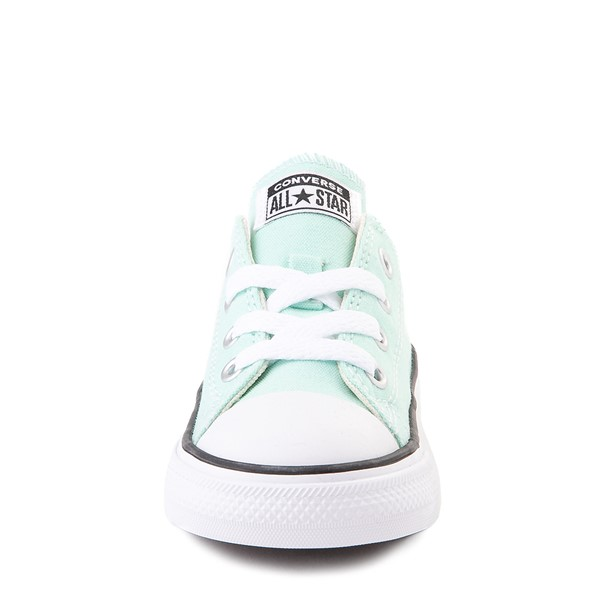 alternate view Converse Chuck Taylor All Star Lo Sneaker - Baby / Toddler - Ocean MintALT4
