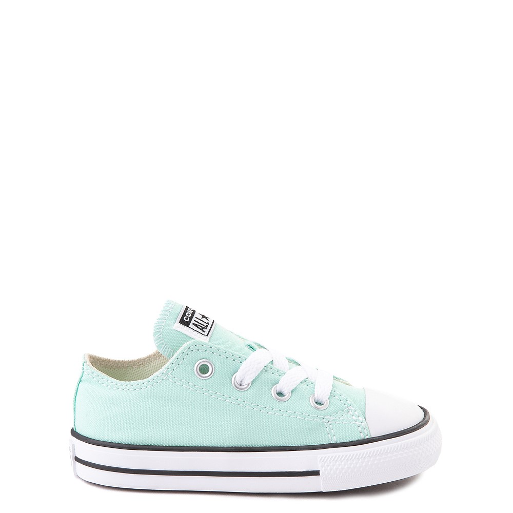 Converse Chuck Taylor All Star Lo Sneaker - Baby / Toddler - Ocean Mint