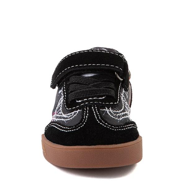alternate view Von Dutch Jax Athletic Shoe - Baby / Toddler - Black / MultiALT4