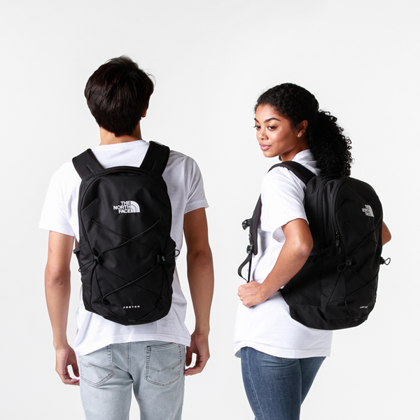 alternate view The North Face Jester Backpack - BlackALT1BADULT