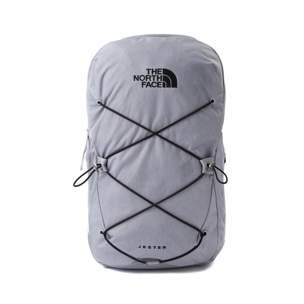Main view of The North Face Jester Backpack - Dark Heather