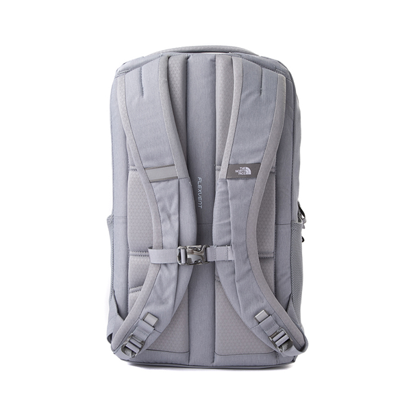 alternate view The North Face Jester Backpack - Dark HeatherALT2