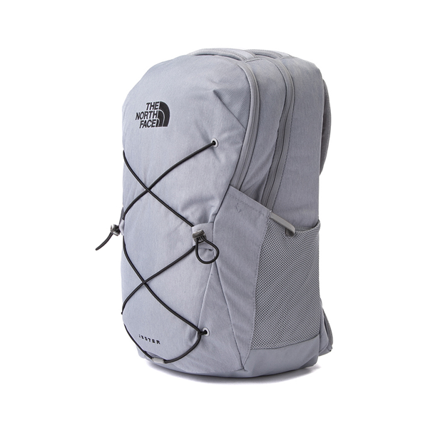 alternate view The North Face Jester Backpack - Dark HeatherALT4