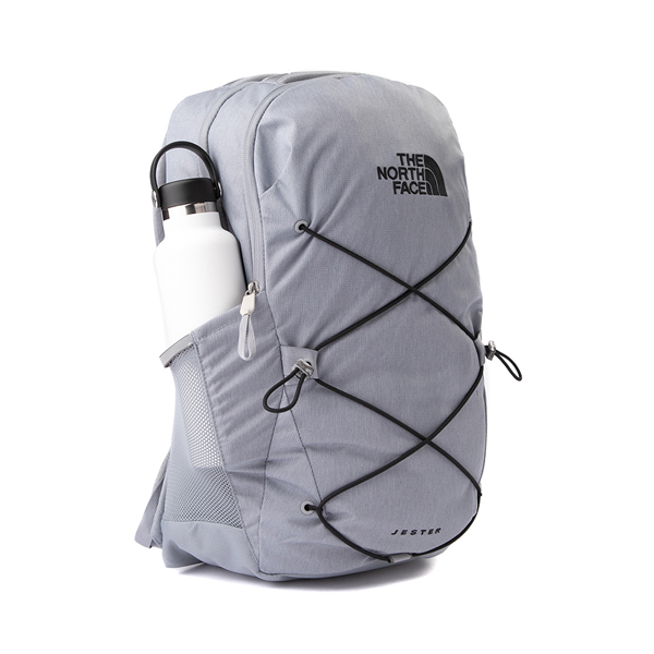 alternate view The North Face Jester Backpack - Dark HeatherALT4B