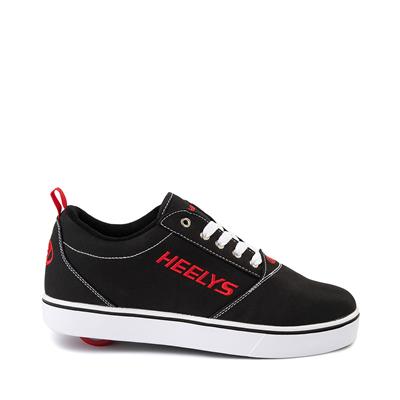 Main view of Mens Heelys Pro 20 Skate Shoe - Black / Red