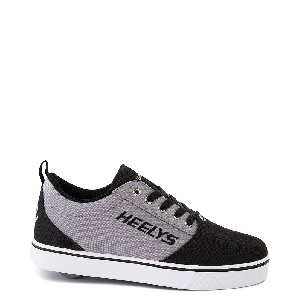 Mens Heelys Pro 20 Skate Shoe - Black / Gray